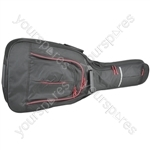 Deluxe Soft Padded Guitar Gig Bags - Western - GB-WD1