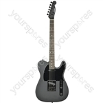 Electric Guitars - CAL62X Matte Black