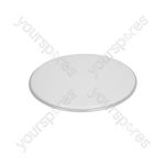 White Drum Heads - - - 8in - DHW-8