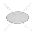 Clear Drum Heads - - - 12in - DHT-12