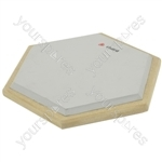 Hexagon Drum Practice Pad - HDP8