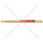 Hickory Drum Sticks - 1 Pair - 7AW - H7AW