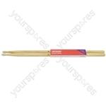 Hickory Drum Sticks - 1 Pair - 7AN - H7AN