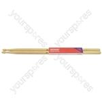 Hickory Drum Sticks - 1 Pair - 5AW - H5AW