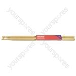 Hickory Drum Sticks - 1 Pair - 5BW - H5BW