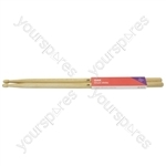Oak Drum Sticks - 1 Pair - 2BW - O2BW