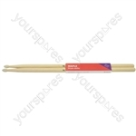 Maple Drum Sticks - 1 Pair - 7AN - M7AN
