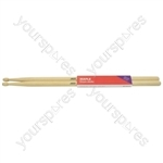 Maple Drum Sticks - 1 Pair - JAZZ - MJAZ