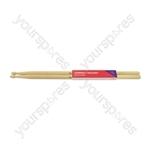 Compact Hickory Drum Sticks - 1 Pair - 7AW - H7AWC