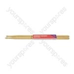 Compact Hickory Drum Sticks - 1 Pair - 5AN - H5ANC