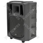 CV Series Passive Moulded Speaker Cabinets - CV8 8""
