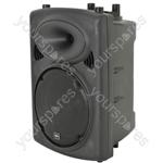 QRK Series Active Moulded Speaker Cabinets - QR10K - 200Wmax