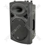 QRK Series Active Moulded Speaker Cabinets - QR12K - 300Wmax