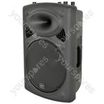 QRK Series Active Moulded Speaker Cabinets - QR15K - 400Wmax