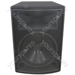 QT Series - Disco/PA Speaker Boxes - QT15 15in 300W