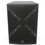"""Passive Speaker Cabinets - CS1560 38cm (15"""") - 600W - CS-1560"""