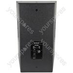 CS Series Wooden Installation Speakers - CS-1245B Passive Black