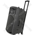 QXPA-plus Portable PA with UHF, USB/SD/FM & Bluetooth® - QX15PA-plus unit + USB/SD/FM/BT
