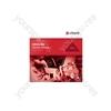 Ukulele Strings - set - black - UKS4-BK