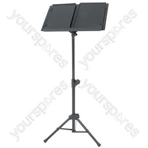 Extendable Sheet Music Stand - SM6