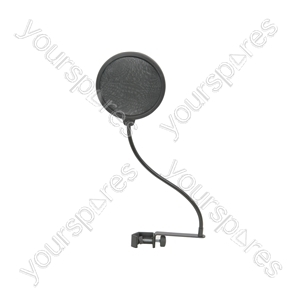 Microphone Pop Screens - dual layer 125mm - POP5