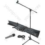 Microphone Stand Kit - MS06