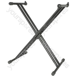 Double X-braced Keyboard Stand - KX-2