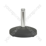 Straight Stand - Mic Table Top Short