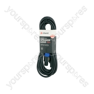 Classic Spk to Spk Speaker Leads - - 6.0m - SPK-SPK600