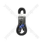 Essential Speaker Leads Speaker Plug - Speaker Plug - Spk Spk 6.0m
