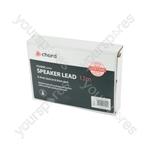 Classic Speaker Leads 6.3mm Mono Jack Plug - 6.3mm Mono Jack Plug - 12.0m - SPJ-J1200