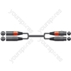 Classic Audio Leads 2 x XLR Female - 2 x XLR Male - 1.5m - 2XF-2XM150