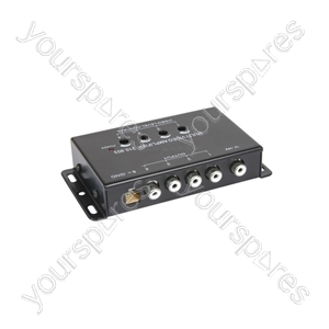 4 Channel Video Signal Amplifier/Splitter - amplifier/splitter - RFAMP-903