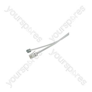 H054 Modem Lead, Standard, 3.0m, Blister