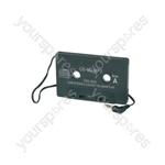 Car Cassette Player Adaptor - CD for standard radio/cassette