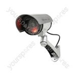 Dummy Infrared Bullet Security Camera - IR