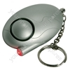 Personal Alarm with LED - attack