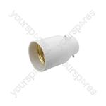 Lamp Socket Converter (B22 - E27) - Converter, to