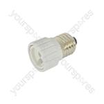 Lamp Socket Converter (E27 - GU10)