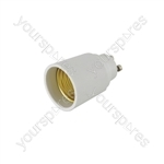 Lamp Socket Converter (GU10 - E27)