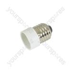 Lamp Socket Converter (E27 - E14) - Converter, to