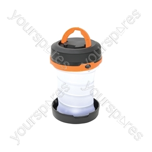 1W LED Pop-up Camping Lantern and Flashlight - CL1
