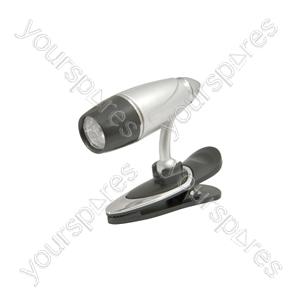 Mini Clip-on LED Bullet Light - LC1