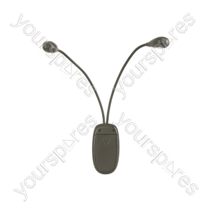 LED Gooseneck Clip-on Lights - LC2 2LED