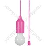 LED Pull Light - - Pink