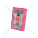 LED Switch Light - Pink