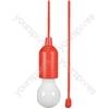 LED Pull Light - - Red