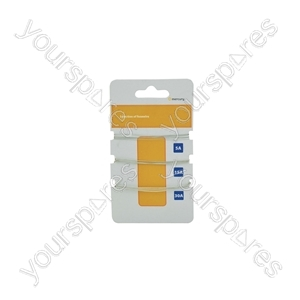 Fuse Wire Multipack - 5/15/30A Fusewire Card