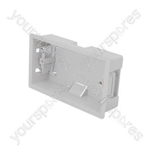 Dry Lining Box 2 Gang 35mm