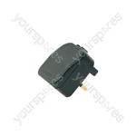 European Converter Plug - - black - ECP5AB